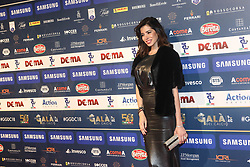 December 3, 2018 - Milan, Italy - Aida Yespica at 'Oscar Del Calcio AIC' Italian Football Awards photocall in Milano, Italy, on December 03 2018  (Credit Image: © Mairo Cinquetti/NurPhoto via ZUMA Press)