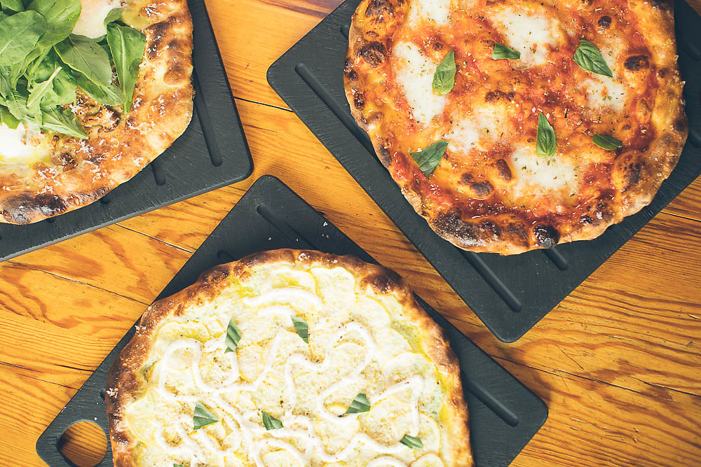 Photographs from Pizza Toro in Durham, NC
