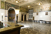 Foyer Kaiser-Friedrich-Therme innen, Wiesbaden, Hessen, Deutschland | foyer, Kaiser-Friedrich-Therme, Wiesbaden, Hesse, Germany