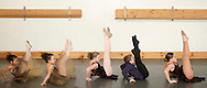 Pine Bush, New York - Young dancers from the Mitchell Performing Arts Center perform during the Community Country Christmas 2011 celebration on Dec. 3, 2011.