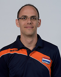 21-05-2014 NED: Selectie Nederlands volleybal team vrouwen, Arnhem<br /> Op Papendal werd het Nederlands team volleybal seizoen 2014-2015 gepresenteerd / Eelco Beijl