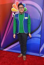 February 20, 2019 - Hollywood, California, U.S. - Nico Santos on the carpet at the NBCUniversal Mid Season Press Junket at Universal Studios. (Credit Image: © Lisa O'Connor/ZUMA Wire)