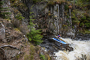 Exploring Scotland with SUP the Mag.  Will Taylor, Mitch Bechard, Terri Bryce, Jon Arman, Aaron Black-Schmidt