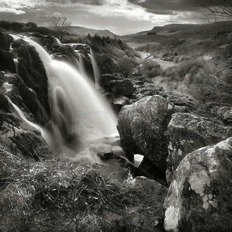 Endrick falls, Loup of Fintry, Stirlingshire