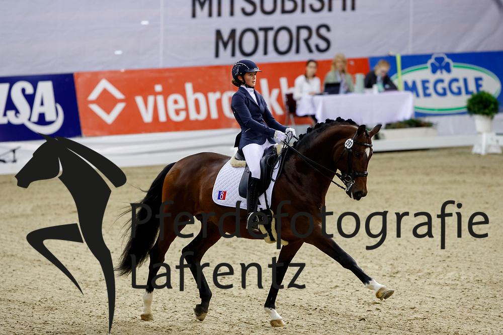 Braune, Elisa (GER) Kasimir TSF<br /> Oldenburg - AGRAVIS Cup 2017<br /> © www.sportfotos-lafrentz.de/Stefan Lafrentz