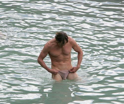 Asian tween one piece swimsuit