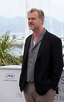 Rendezvous With: Director Christopher Nolan photo call at the 71st Cannes Film Festival, Saturday 12th May 2018, Cannes, France. Photo credit: Doreen Kennedy