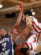 McCluer HS vs McCluer North HS boys' basketball