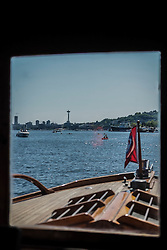 Washington, Seattle, Opening Day of Boating Season