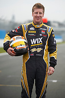 #33 Adam Morgan GBR WIX Racing Mercedes Benz A-Class during BTCC Media Day at Donington Park, Melbourne, Leicestershire, United Kingdom. March 22 2016. World Copyright Peter Taylor/PSP. Copy of publication required for printed pictures.  Every used picture is fee-liable.