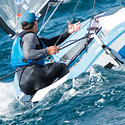 2016 Finn Europeans Day 6 Medal Race