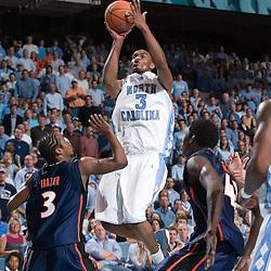 2005-11-29 Virginia Cavaliers at North Carolina Tar Heels Basketball