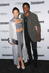"Allison Holker, Kenny ""Babyface"" Edmonds bei der 2016 Entertainment Weekly Pre Emmy Party in Los Angeles / 160916<br /> <br /> ***2016 Entertainment Weekly Pre-Emmy Party in Los Angeles, California on September 16, 2016***"