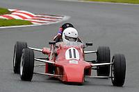 #11 Steve Nixon Van Diemen RF86 during the Avon Tyres FF1600 Northern Championship - Pre 90 at Oulton Park, Little Budworth, Cheshire, United Kingdom. October 08 2016. World Copyright Peter Taylor/PSP.