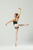 2014-01-19 Emily, Maisie, Amanda, & Laura ballet shoot