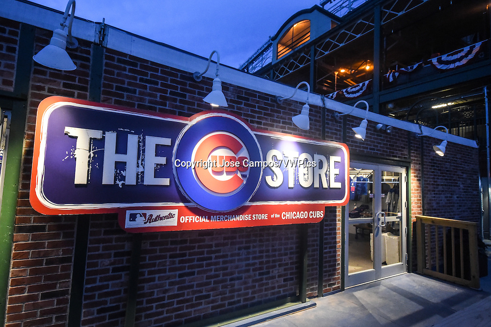 The Cubs Store. Wrigley Field is a baseball park located on the North Side of Chicago, Illinois. It is the home of the Chicago Cubs, one of the city's two Major League Baseball (MLB) franchises.