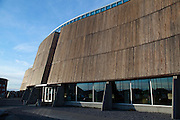 Katuaq Culture Centre, Nuuk, designed by architects Schmidt Hammer Lassen and inspired by the Aurora Borealis, or northern lights. Photo Copyright 2009 Dave Walsh