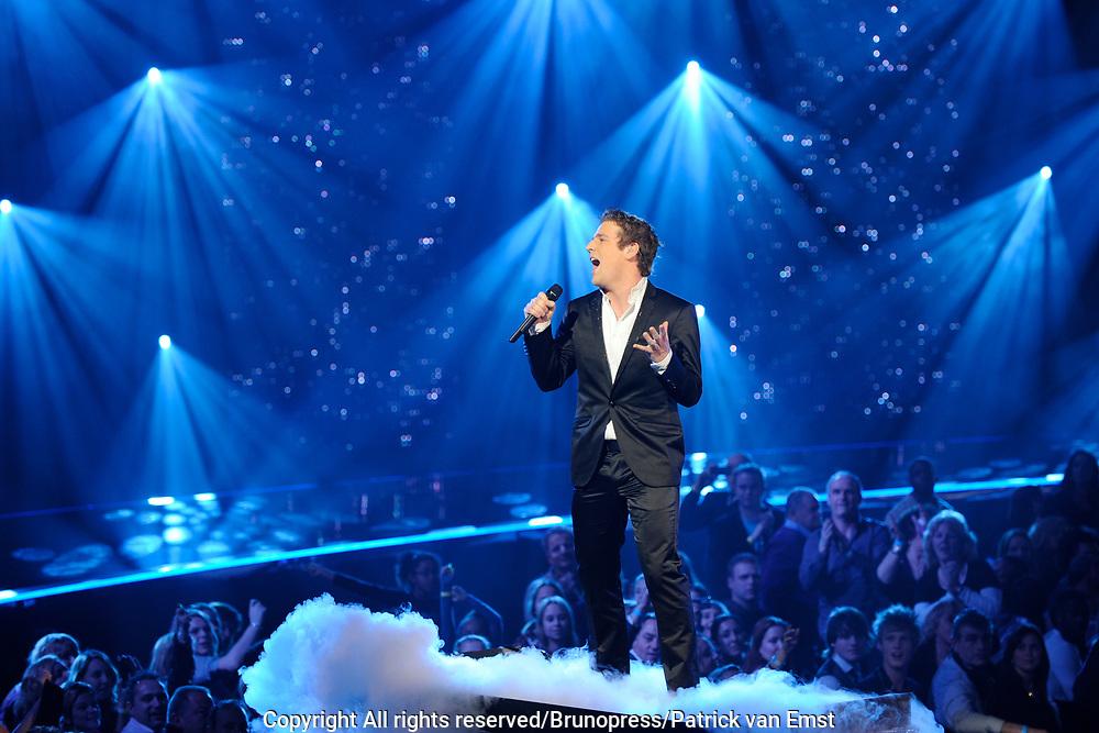 Halve Finale Popstars vanuit Studio 22 in Hilversum Op de foto:<br />  Wesley