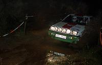 #53, Steve Bannister, Dave Oldfield, Mitsubishi Starion Turbo,