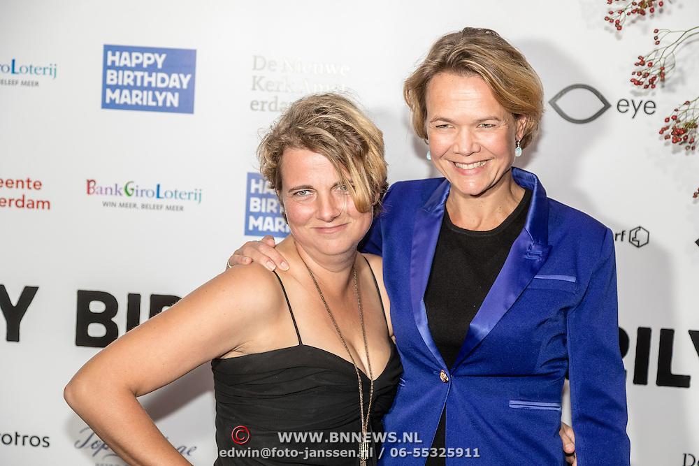 NLD/Amsterdam/20160929 - VIP opening 90 Jaar Marilyn, .................