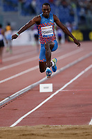 Pedro Pablo PICHARDO CUBA Triple Jump Men <br /> Roma 04-06-2015 Stadio Olimpico<br /> IAAF Diamond League 2015 Rome<br /> Golden Gala Meeting - Track And Field Athletics Meeting<br /> Foto Sebastian Seglingen / ARK / Insidefoto