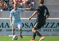 Anders Holst (FC Helsingør) under kampen i 2. Division mellem FC Helsingør og Vanløse IF den 24. august 2019 på Helsingør Ny Stadion (Foto: Claus Birch).