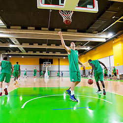 20130808: SLO, Basketball - First training of KK Union Olimpija in season 2013/14