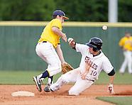 OC Baseball vs UCO SS - 4/19/2012