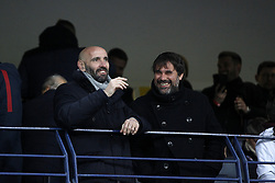 February 8, 2019 - Verona, vr, Italia - Foto Paola Garbuio/LaPresse.08 febbraio 2019 Verona, Italia.sport.calcio.Chievo Verona  vs Roma- Campionato di calcio Serie A TIM 2018/2019 - stadio Bentegodi.Nella foto: monchi..Photo Paola Garbuio/LaPresse.february  08, 2019 Verona, Italy.sport.soccer.Chievo Verona  vs Roma  - Italian Football Championship League A TIM 2018/2019 -  stadio Bentegodi..In the pic:monchi (Credit Image: © Paola Garbuio/Lapresse via ZUMA Press)