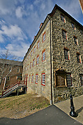 Historic Bethlehem, PA, Moravian College Campus
