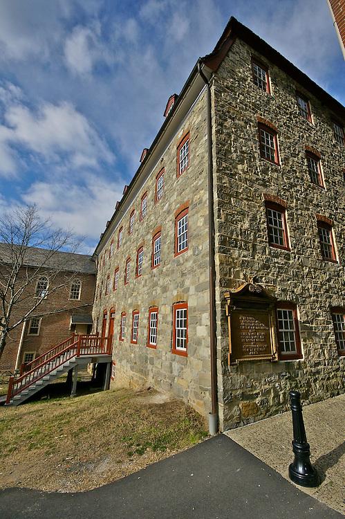 Historic Bethlehem, PA, Moravian College Campus