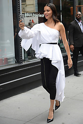 September 20, 2017 - New York, NY, USA - September 20, 2017 New York City..Adriana Lima at Build Speaker Series on September 20, 2017 in New York City. (Credit Image: © Kristin Callahan/Ace Pictures via ZUMA Press)