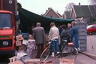Vegetable market  at Het Kerkplein