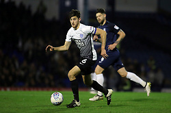 Jack Baldwin of Peterborough United in action against Southend United - Mandatory by-line: Joe Dent/JMP - 17/10/2017 - FOOTBALL - Roots Hall - Southend-on-Sea, England - Southend United v Peterborough United - Sky Bet League Two