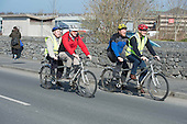 GUIDE DOGS Maynooth 2 Galway cycle