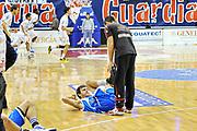 Travis Diener, Simone Unali<br /> Angelico Biella - Banco di Sardegna Dinamo Sassari<br /> Legabasket Serie A Beko 2012-2013<br /> Biella, 20/01/2013<br /> Foto L.Canu / Ciamillo-Castoria