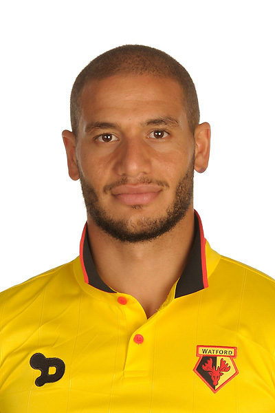 Watford FC Season 2016-17 Premier Lge<br /> Pic Alan Cozzi 02/08/2016<br /> Sopwell House Photocall Headshot's<br /> Watford's Adlene Guedioura