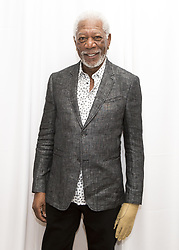 "March 25, 2017 - New York, New York, U.S. - Morgan Freeman stars in the movie ""Going in Styleâ (Credit Image: © Armando Gallo via ZUMA Studio)"