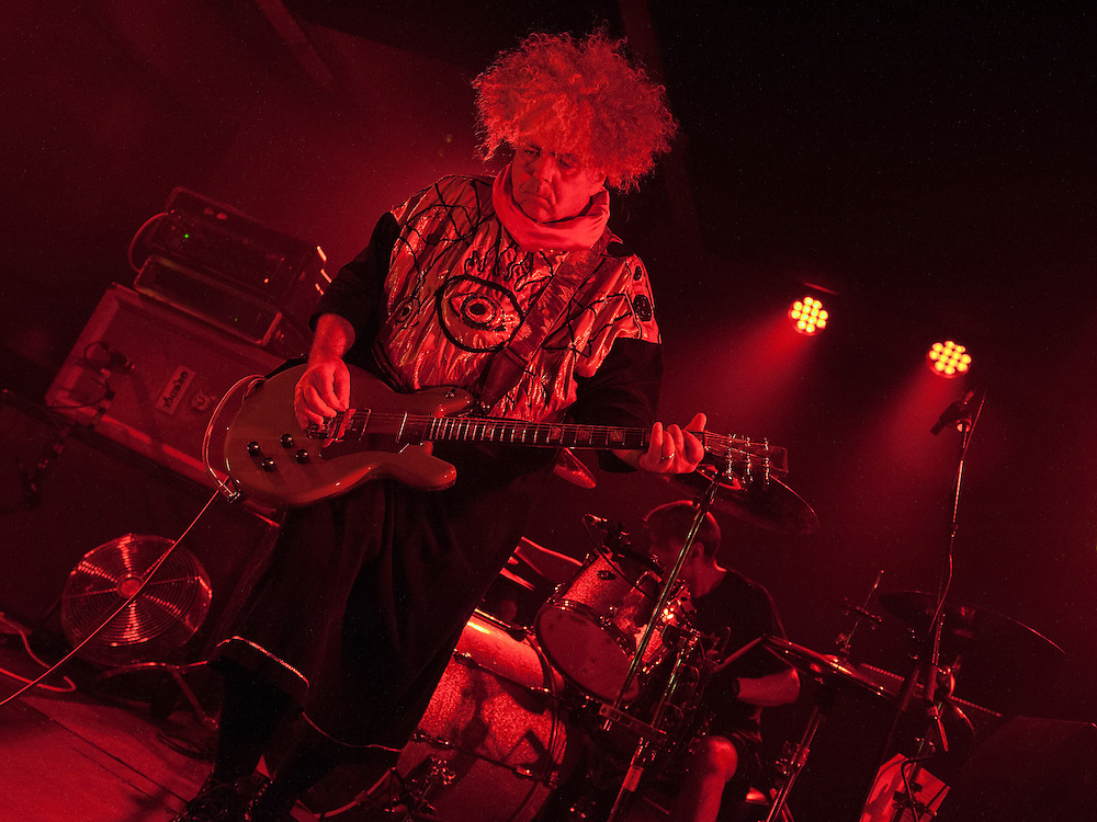 (the) Melvins in concert at SWG3, Glasgow, Scotland, Britain, 21st June 2016