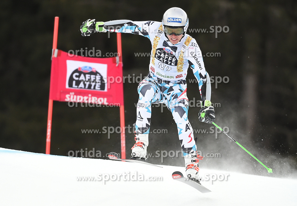 18.12.2016, Grand Risa, La Villa, ITA, FIS Weltcup Ski Alpin, Alta Badia, Riesenslalom, Herren, 1. Lauf, im Bild Christoph Noesig (AUT) // in action during 1st run of men's Giant Slalom of FIS ski alpine world cup at the Grand Risa in La Villa, Italy on 2016/12/18. EXPA Pictures © 2016, PhotoCredit: EXPA/ Erich Spiess