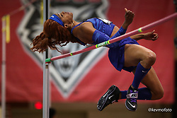 2020 USATF Indoor Championship<br /> Albuquerque, NM 2020-02-15<br /> photo credit: © 2020 Kevin Morris<br /> high jump, Nike