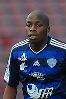 Bagaliy Dabo - 07.08.2015 - Creteil / Bourg Peronnas - 2eme journee de Ligue 2<br /> Photo : Andre Ferreira / Icon Sport
