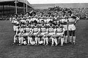 All Ireland Senior Football Championship Final. Offaly v Galway. 26.09.1971. 26th September 1971. Offaly 1-14 Galway 2-08.  Referee Paul Kelly. Croke Park, Dublin..