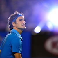 Roger Federer || 2010 Australian Open || Melbourne, AU