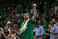 Adrien Moerman  - 20.06.2015 - Limoges / Strasbourg - Finale Pro A<br /> Photo : Manuel Blondeau / Icon Sport