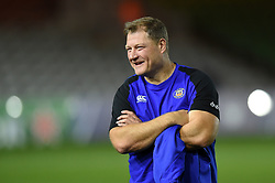 Bath Rugby Assistant Coach Neal Hatley looks on prior to the match - Mandatory byline: Patrick Khachfe/JMP - 07966 386802 - 23/11/2019 - RUGBY UNION - The Twickenham Stoop - London, England - Harlequins v Bath Rugby - Heineken Champions Cup