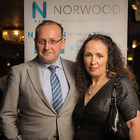 17.11.2014 (C) Blake Ezra Photography 2014. <br /> Images from the Norwood Annual Dinner held at Grosvenor House Hotel, London. <br /> www.blakeezraphotography.com<br /> Not for third party or commercial use.