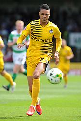 Daniel Leadbitter of Bristol Rovers - Photo mandatory by-line: Harry Trump/JMP - Mobile: 07966 386802 - 15/08/15 - SPORT - FOOTBALL - Sky Bet League Two - Yeovil Town v Bristol Rovers - Huish Park, Yeovil, England.