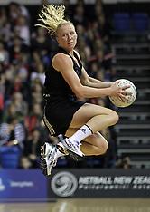Auckland-Netball, New Zealand v England