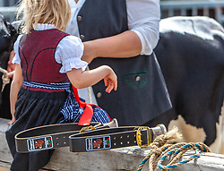 29.04.2018, Maishofen, AUT, XII Weltkongress Pinzgauer Rind, im Bild Feature// Feature during the XII Pinzgauer cattle World Congress in Maishofen, Austria on 2018/04/29. EXPA Pictures © 2018, PhotoCredit: EXPA/ Stefanie Oberhauser
